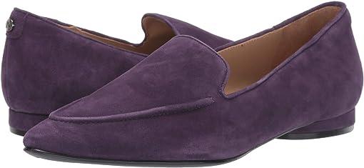Regal Purple Suede