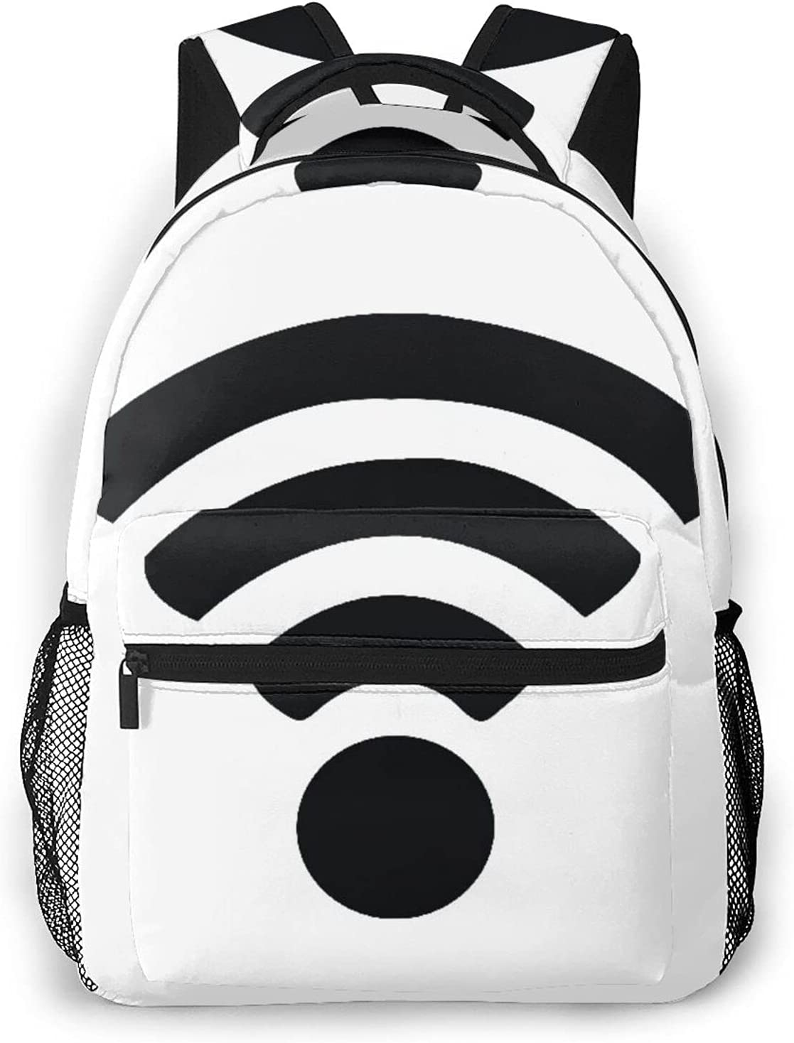 Multi leisure backpack Max 62% OFF Connect Remote Wireless Acc Internet unisex WiFi