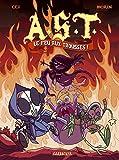AST tome 4 - Le feu aux trousses !