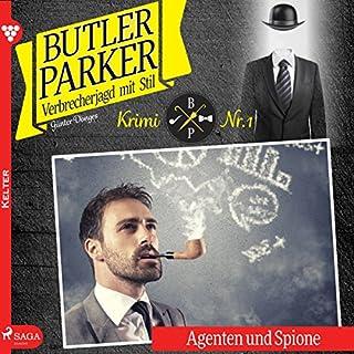 Agenten und Spione Titelbild