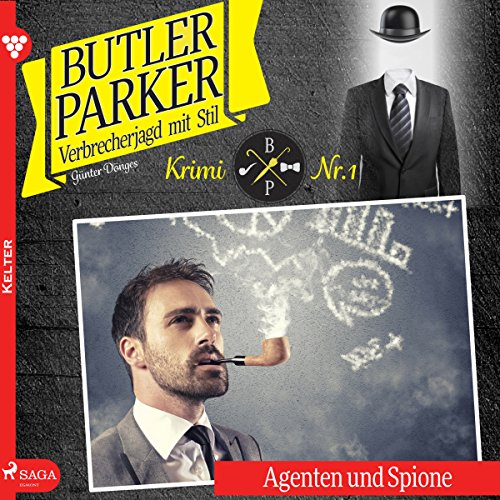 Agenten und Spione audiobook cover art