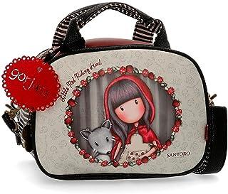 Gorjuss Little Red Riding Hood Beauty Case da viaggio 28 centimeters 11.17 Multicolore (Multicolor)