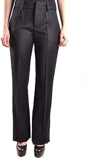 Luxury Fashion Mujer MCBI29663 Negro Jeans | Temporada Outlet