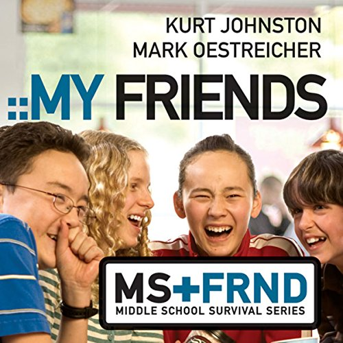 My Friends audiobook cover art