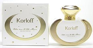 KORLOFF Take Me To The Moon Eau De Parfum For Women, 50 ml