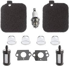 Hipa (Pack of 2 Air Filter for Stihl Blower BG45 BG46 BG55 BG65 BG85 SH55 SH85 BR45C