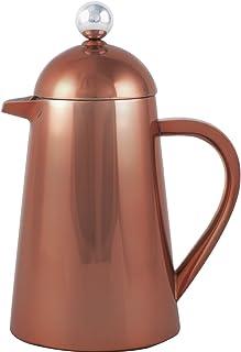 La Cafetière 5165587 Origins Thermique isolerad 3-kopp kaffepress kaffebryggare, koppar - 350 ml (12 fl oz)