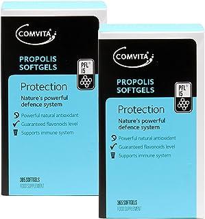 Comvita Propolis PFL15 365 SoftGels (Pack of 2)