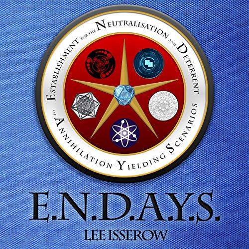 E.N.D.A.Y.S. cover art