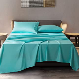 SONORO KATE 100% Pure Egyptian Cotton Sheets Sets,Cooling Bed Sheets 600 Thread Count Long Staple Cotton ,Sateen Weave for...