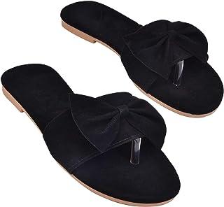 BK DREAM Women's Flat Sandals