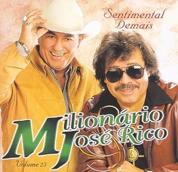 Sentimental Demais - Volume 25 - As Gargantas de Ouro do Brasil