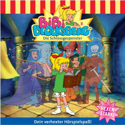 Die Schlossgespenster audiobook cover art