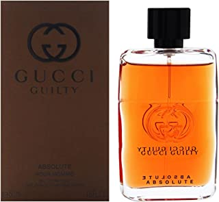 Gucci Perfume - Guilty Absolute by Gucci - perfume for men - Eau de Parfum, 50ml
