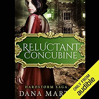 Reluctant Concubine cover art