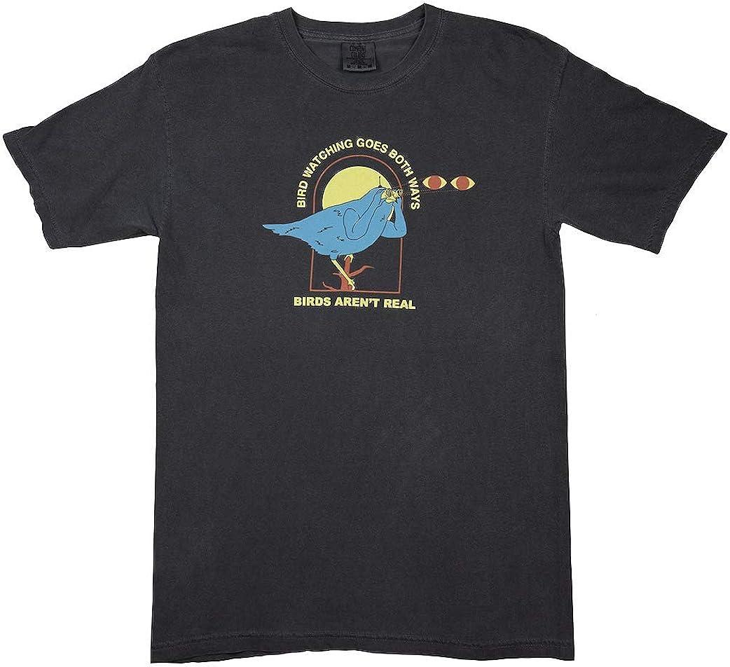 Birds Regular Under blast sales store Aren't Real T-Shirt Watching Bird