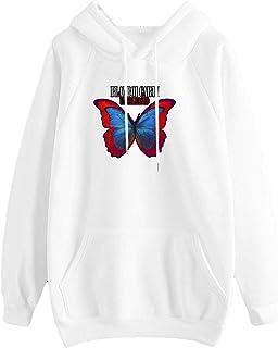 Playboi-Art-carti Hoodie Hoodies Pullover Hooded Sweatshirt for Women's Womens Merch