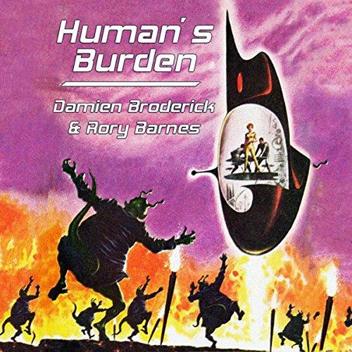 Human's Burden audiobook cover art