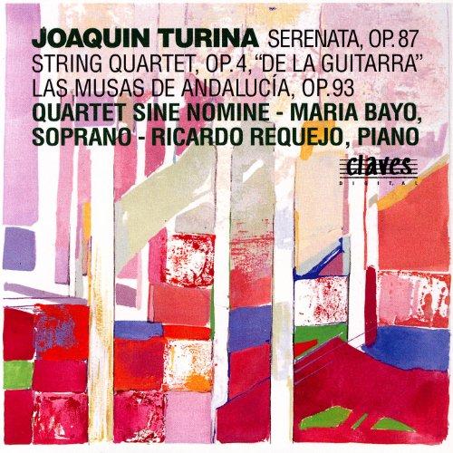 Las Musas de Andalucía, Op. 93: I. Clío, Musa de la Historia: A las puertas de la Rábida for piano solo: Andante
