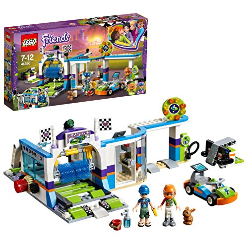 LEGO Friends Autowaschanlage 41350 Kinderspielzeug