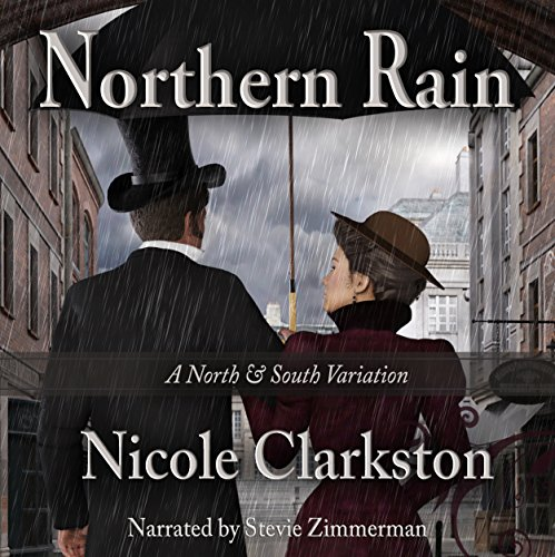 Northern Rain audiobook cover art