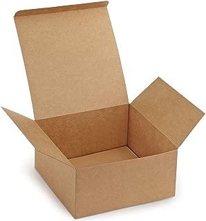 brown paper gift box