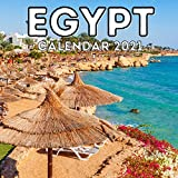 Egypt Calendar 2021: 16-Month Calendar, Cute Gift Idea For Egypt Lovers Women & Men