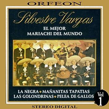 Silvestre Vargas El Mejor Mariachi del Mundo Vol. 1