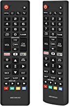 Gvirtue AKB75095307 Remote Control Compatible Replacement for LG TV 32LJ550B 55LJ5500 55UJ6050 43UJ6200 43UJ6500 43UJ6560 49UJ6500 49UJ6560 55UJ6520 55UJ6540 55UJ6580 60UJ6540