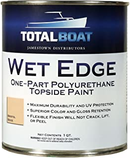 boat topside paint