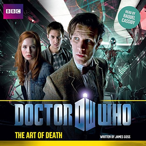 Doctor Who: The Art of Death cover art