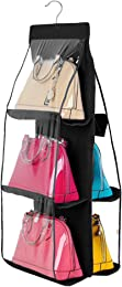 Best purse storage for closets