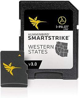 $153 » Humminbird 600040-3 SmartStrike Western States V3 Digital GPS Maps Micro Card