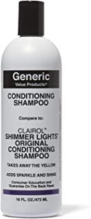 GVP Conditioning Shampoo Compare to Shimmer Lights