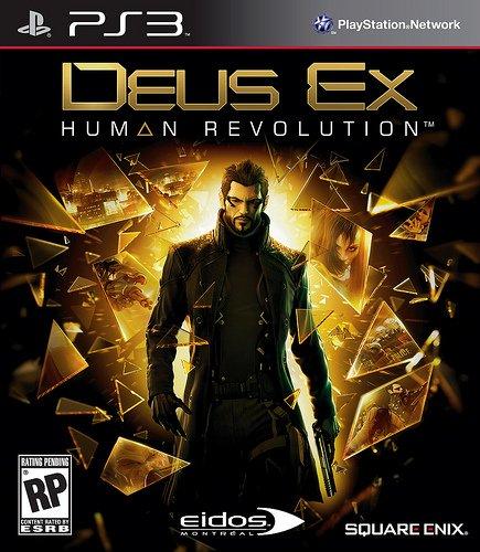 GIOCO PS3 DEUS EX HUMAN