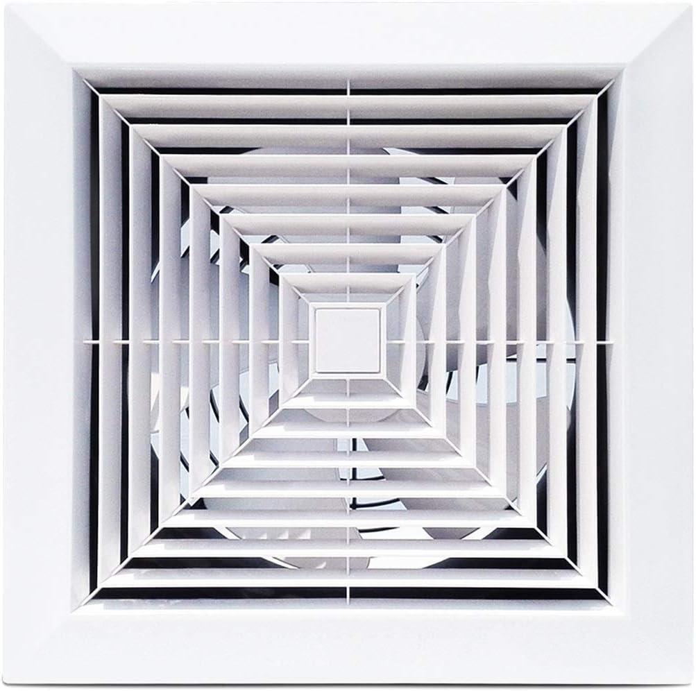 YCZDG Ventilation Fan, Wall-Mounted Fan Ranking TOP13 Reverse Air Grill High material E