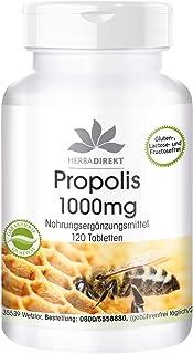 Propóleo 1000mg – Propolis – 3%