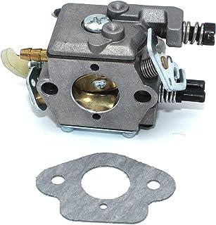 P SeekPro Carburador Carb para Husqvarna 50 51 55 Motosierra Walbro WT-170-1 WA-82 PN # 503 28 15-04 538 24 28-93