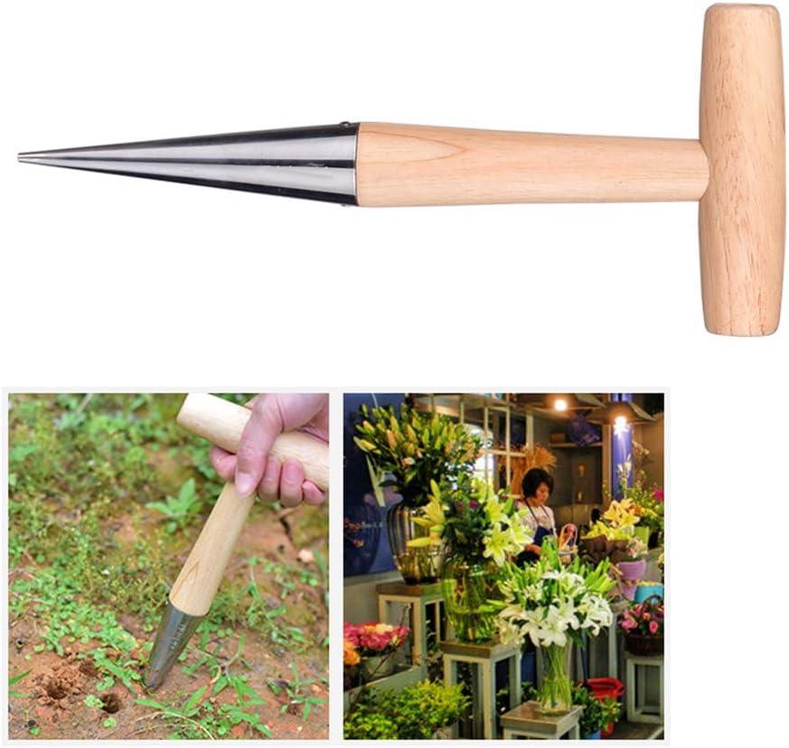 caralin Home New York Mall Gardening Hole Puncher Fertilizing Seeding Direct sale of manufacturer