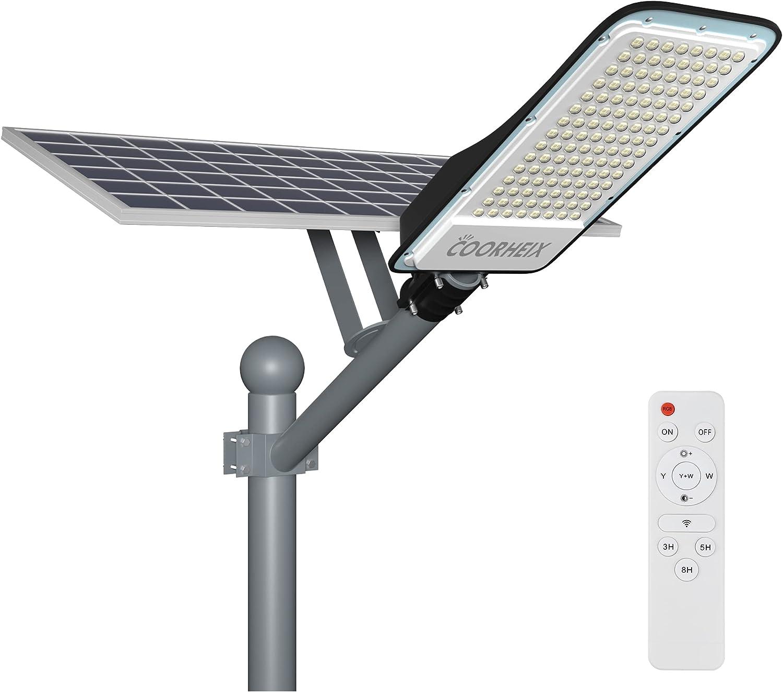 300W Solar Street Max 68% Max 46% OFF OFF Lights Outdoor D Flood Waterproof