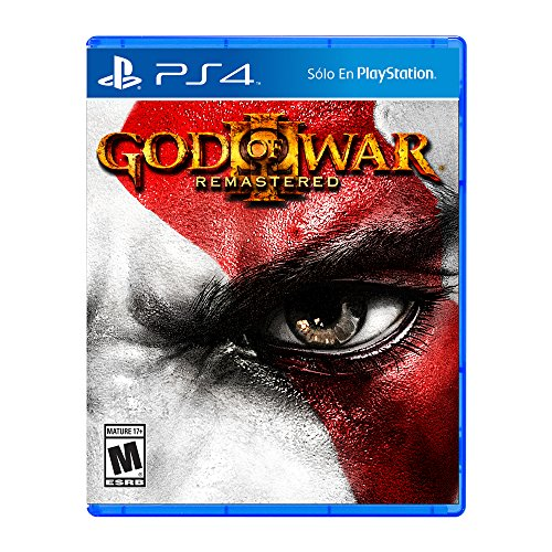 God of War 3 Remastered – PlayStation 4