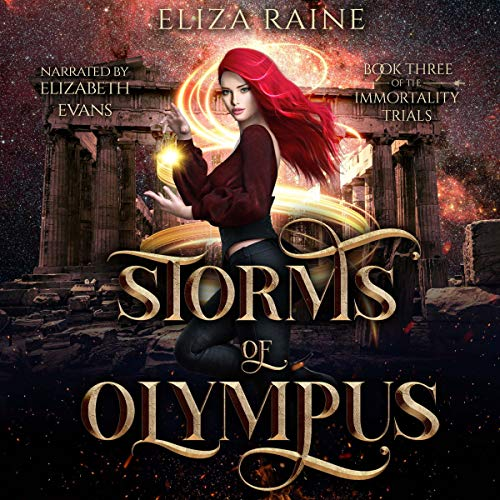 Storms of Olympus: Books Seven, Eight, & Nine  By  cover art