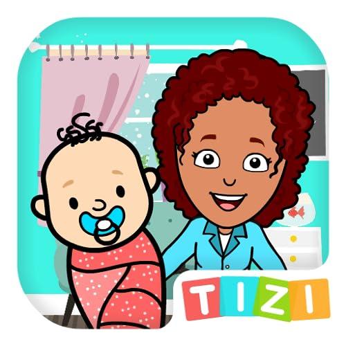 Mi guardería Tizi para bebés - Juegos de bebés