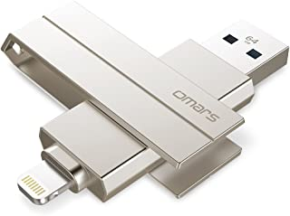 Omars 2ND iPhone Flash Drive (Silvery)