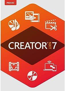 Roxio Creator NXT 7 - CD/DVD Burning & Creativity Suite [PC Download]