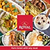 Authentic Royal Royal Basmati Rice, 15-Pound Bag, White #5