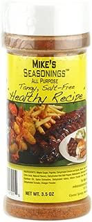 Mike's All Purpose Seasoning - Tangy Salt-Free Recipe