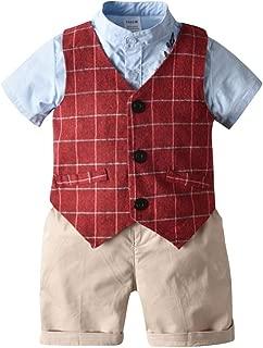 Amazon.es: Rojo - Trajes y Blazers / Niño: Ropa