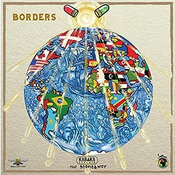 Borders (feat. Stonebwoy)