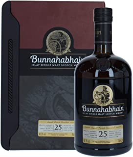 Bunnahabhain 25 Jahre Single Malt Scotch Whisky 1 x 0.7 l